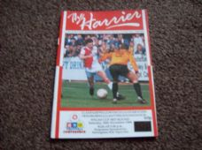 Kidderminster Harriers v Llanfair..... 1988/89 [WC]